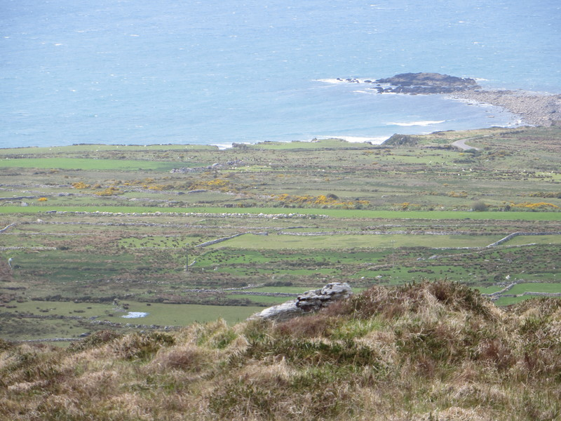 Ring of Kerry in Ierland