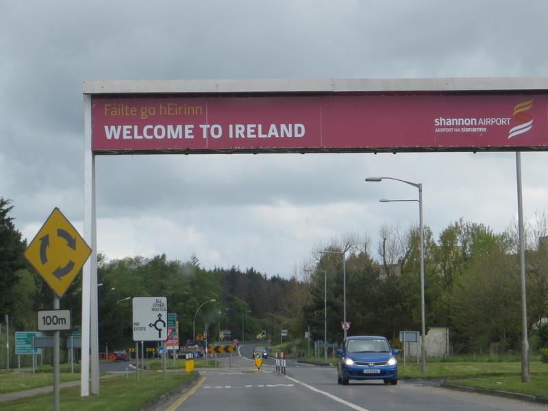 Welkom in Ierland