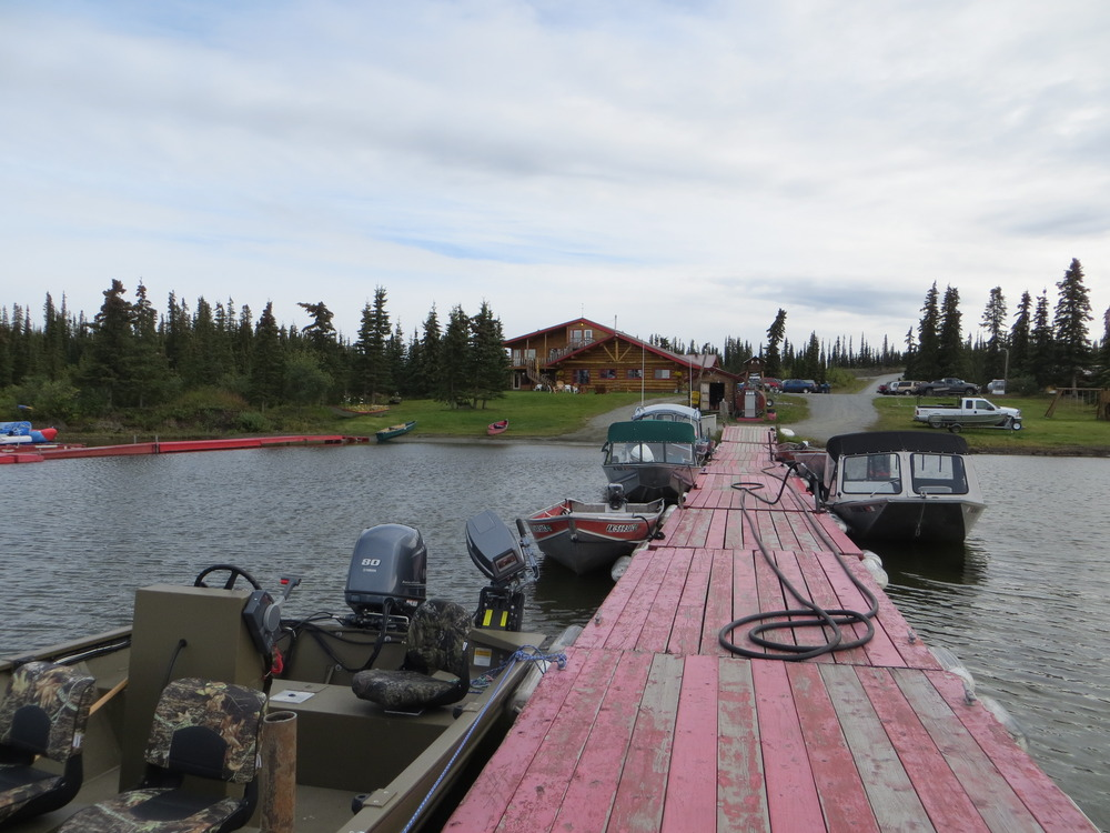 Lake Louise, Alaska