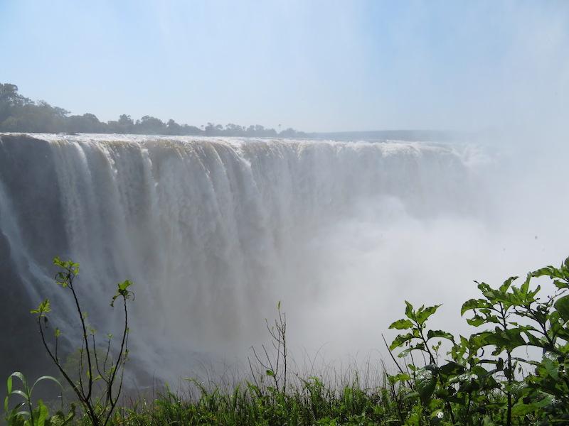 Africa: Victoria Falls in Zimbabwe