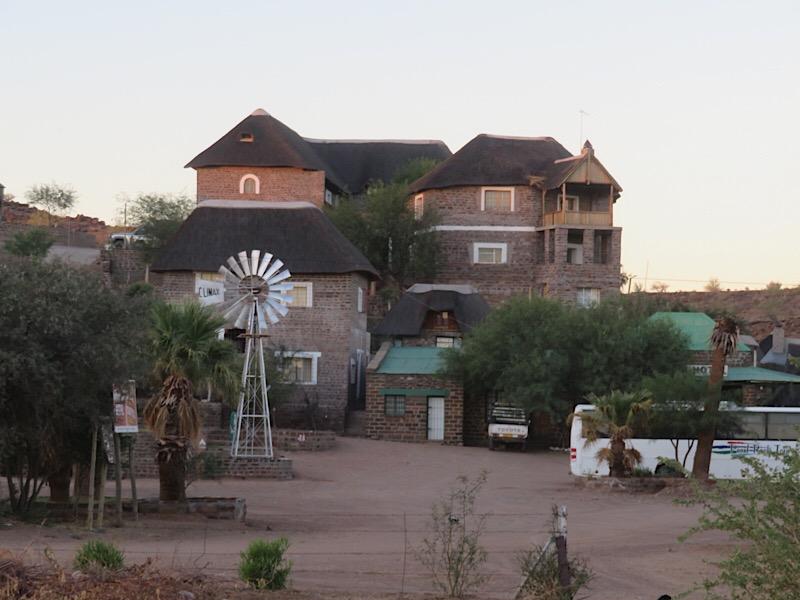Africa: Seeheim Hotel