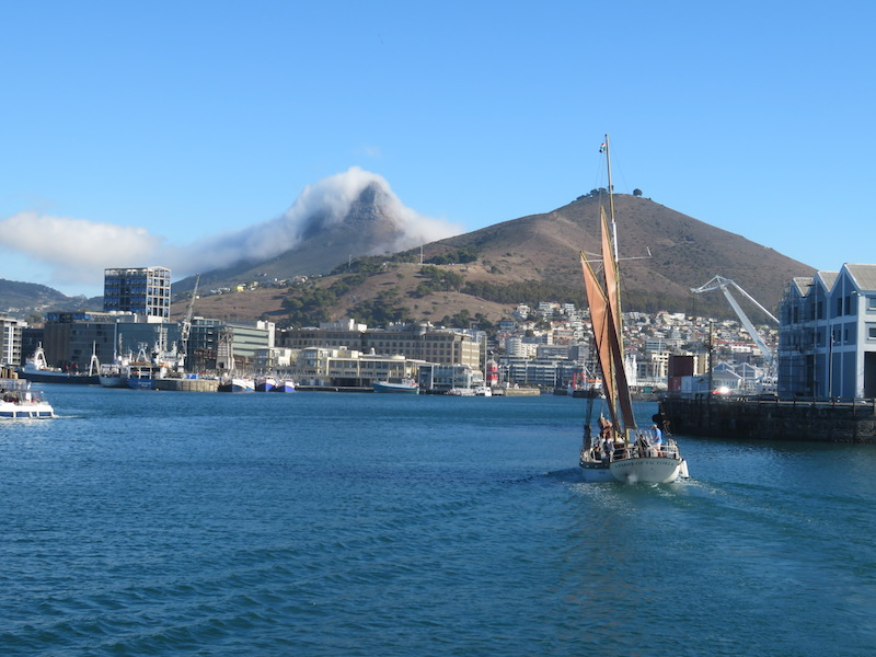 Returning to Cape Town
