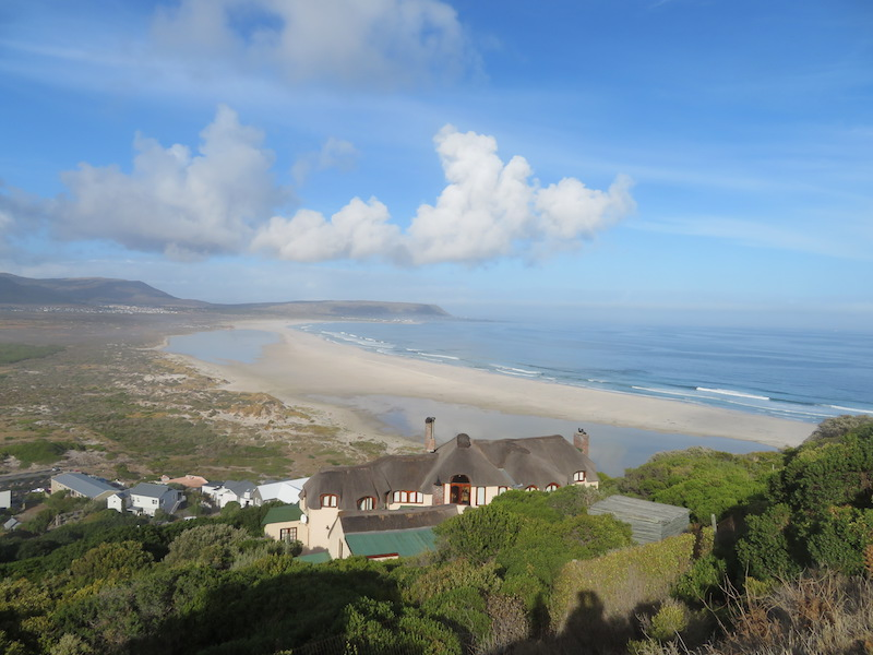View Coastline of South Africa