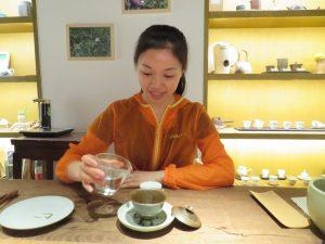 April maakt thee