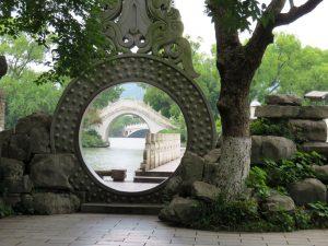 Doorkijkje in Guilin