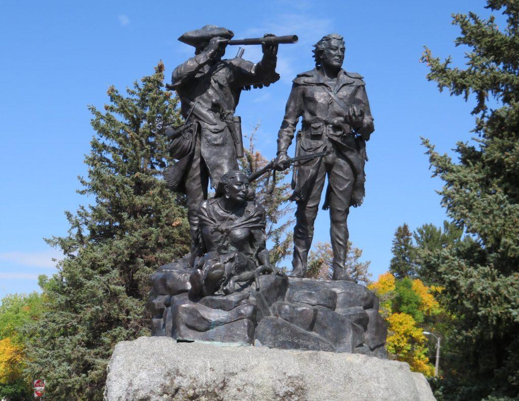 In de voetsporen van Lewis en Clark naar Montana