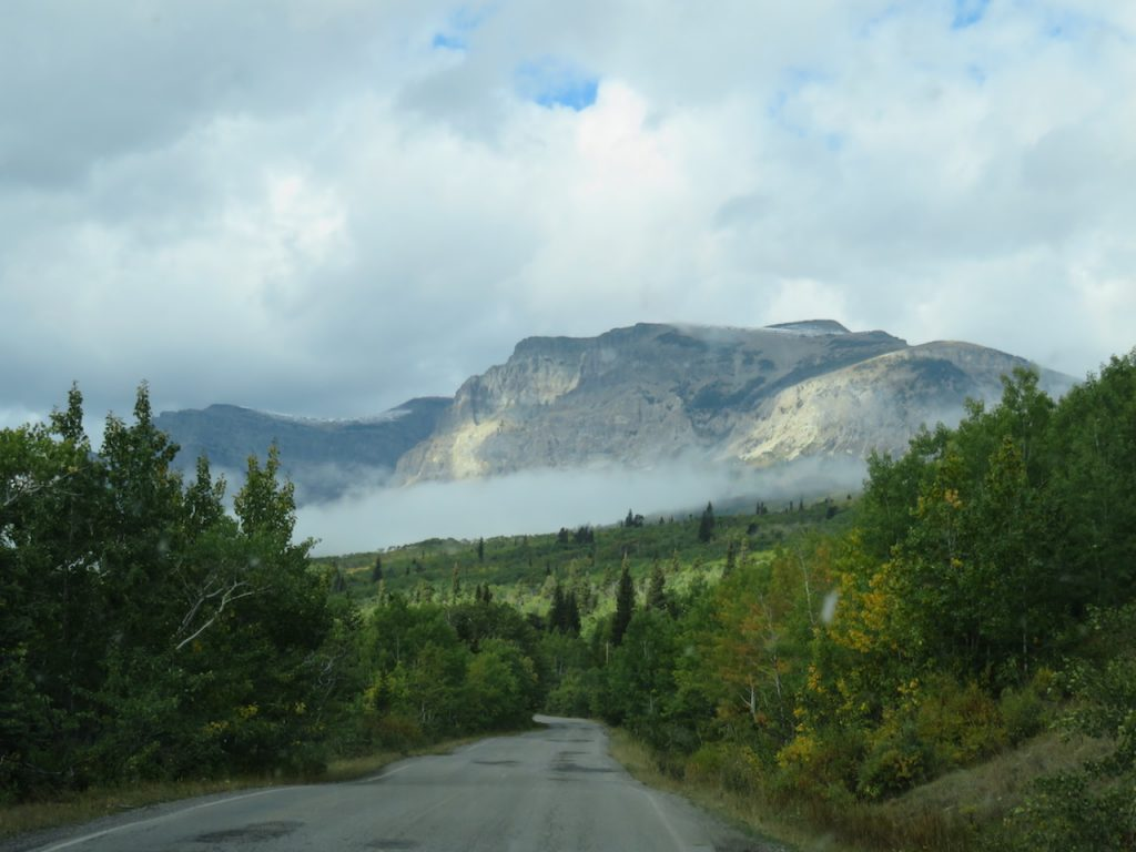 De weg naar Montana