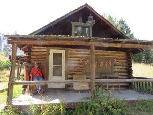Garnett Ghost Town in Montana
