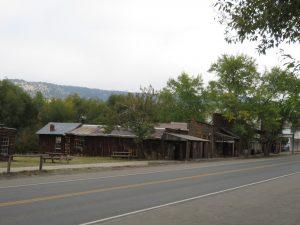 Virginia City in Montana