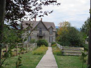 Tinsley House in Montana