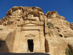 Little Petra in Jordanië