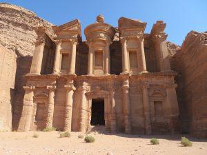 Monestary in Petra