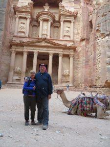 De Treasury in Petra