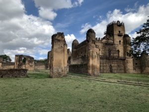 Royal Grounds Gondar Ethiopië