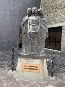 Red Terror Museum Addis Ababa Ethiopië