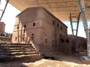Lalibela kerk