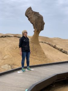 Queen's head Yehliu Geopark