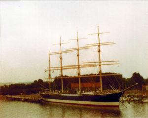 Het schip de Passat